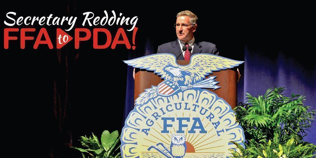 FFA: It Shaped My Life & My World View