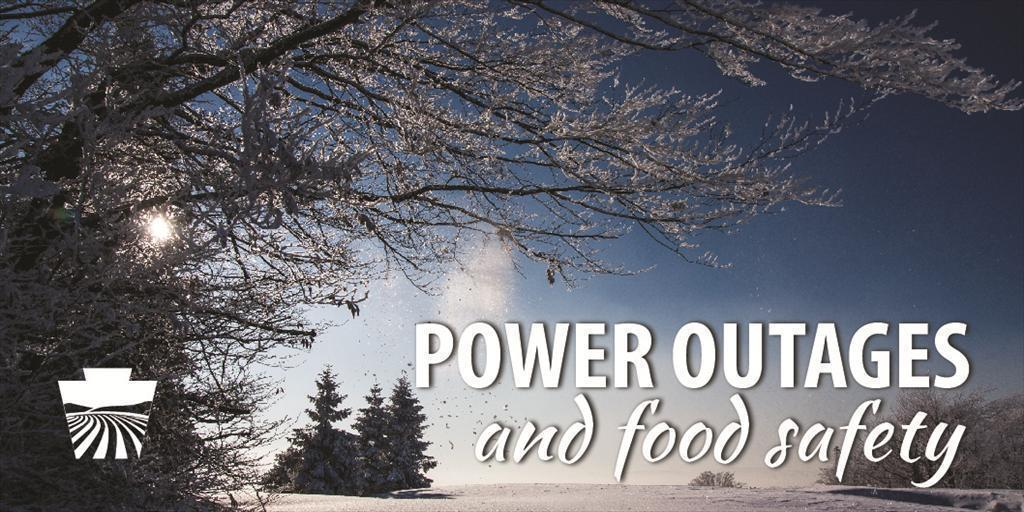 Power Outages & Food Safety
