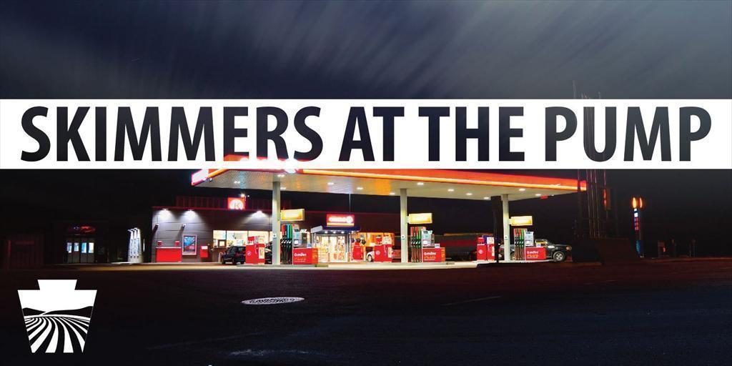 Scam Alert: Skimmers at the Pump
