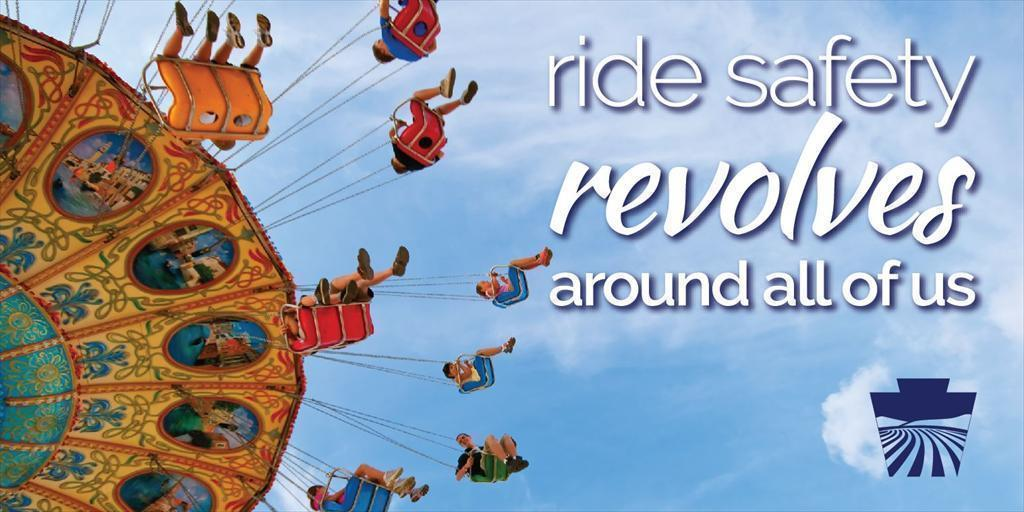 Ride Safety: It Revolves Around All of Us!