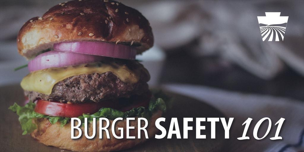 Burger Safety 101